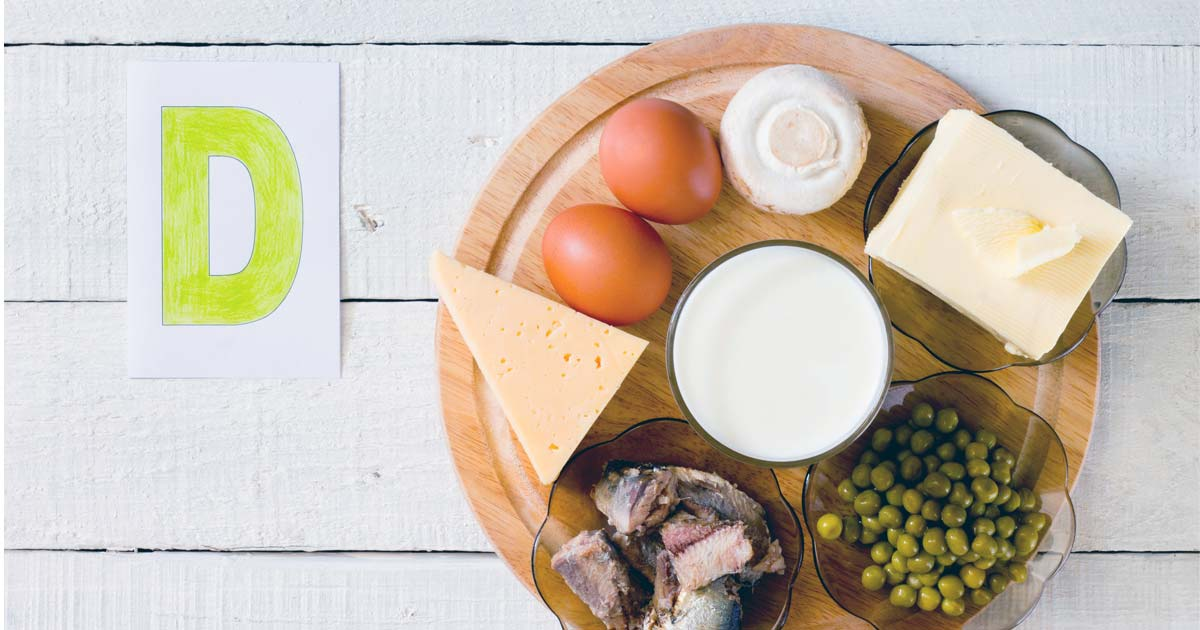 vitamina D pensar nutrição