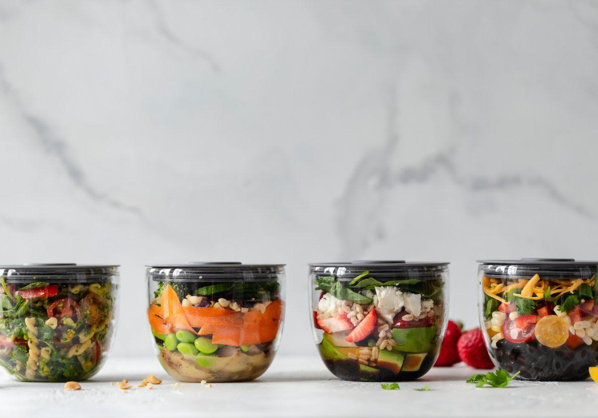 A alimentação saudável não está de quarentena