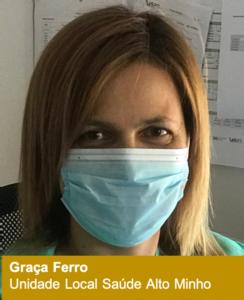 Um ano de pandemia - um ano com as nutricionistas, alumni FCNAUP na linha da frente 14